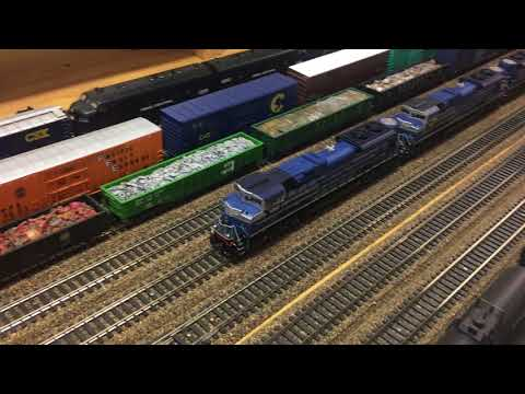 New EMD Lease SD70ACe 8 29 17