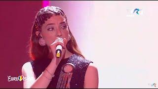 Roxen - Cherry Red   Finala Eurovision România 2020 (@TVR1)