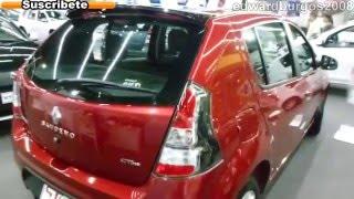 renault sandero gt line 2013 colombia video de carros auto show medellin 2012 FULL HD