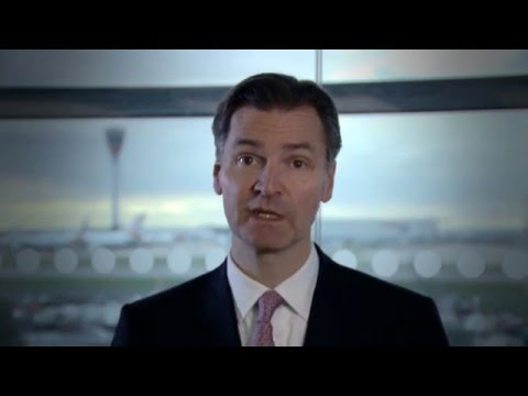 Heathrow CEO John Holland-Kaye responds to Government airport capacity announcement