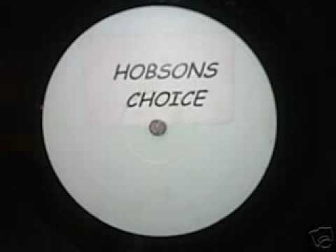 UK GARAGE CLASSICS HOBSONS CHOICE