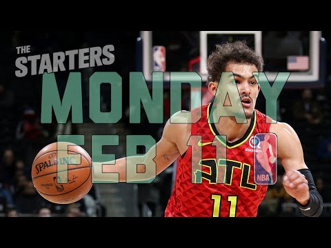 NBA Daily Show: Feb. 11 - The Starters