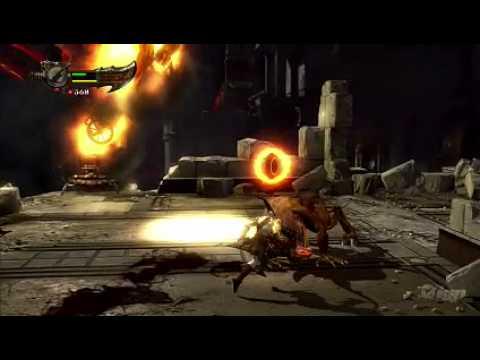 God Of War Gameplay God of War III ...