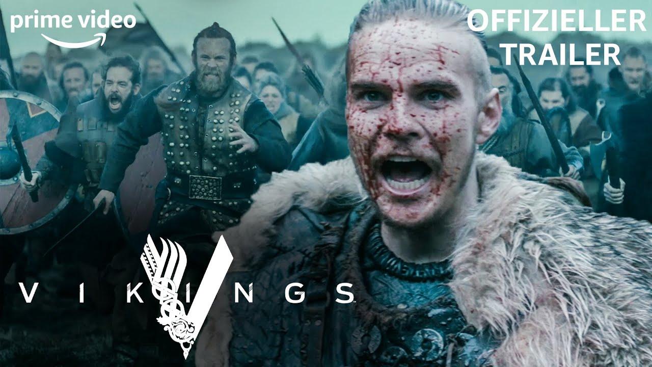 Download Vikings Staffel 6B   Offizieller Trailer   Prime Video DE