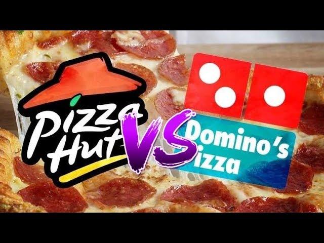 pizza hut vs mcdonalds