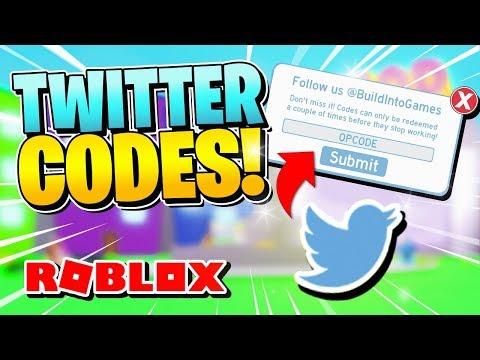 Roblox Pet Simulator Codes Got Added Twitter Youtube