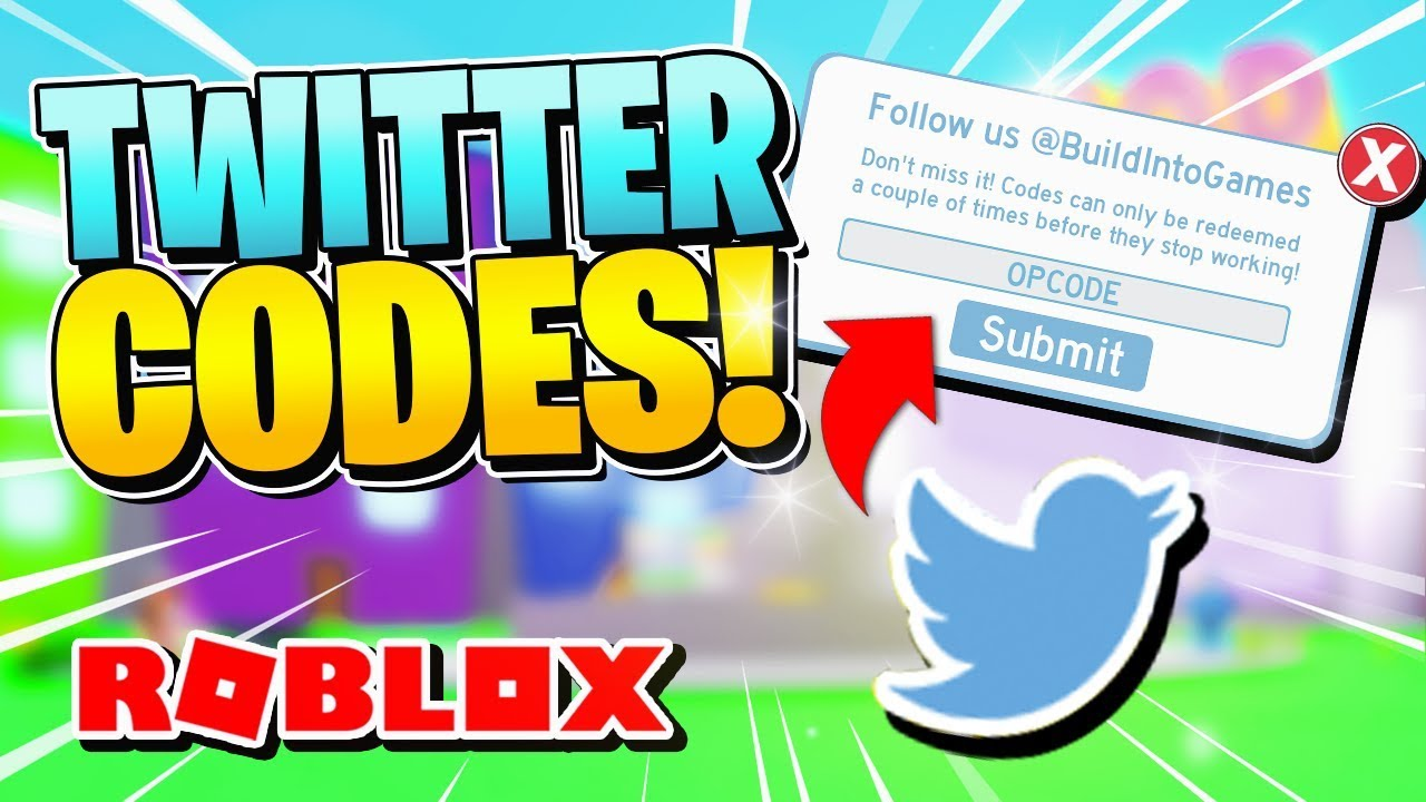 Roblox Pet Simulator Twitter Codes 2019 | Free Robux No Hack 2019