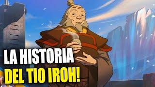 El Legendario Maestro Fuego: El Tio Iroh - Biografias Banana