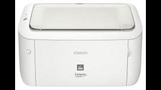 [Перезалив 2015] Обзор принтера Canon i-SENSYS LBP6020 (F158200)