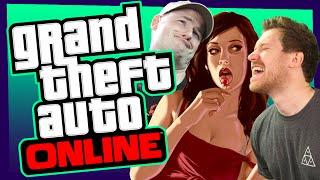 THE HOOKER HOLDUP! (GTA 5 Online Freeroam)