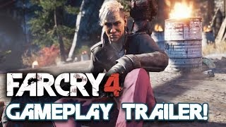 far cry 4 gameplay trailer e3 2014 release date villain reveal xbox one ps4 pc