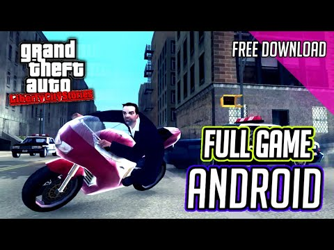 (New Link) GTA Liberty City Stories Android|| APK+OBB|| Free Download