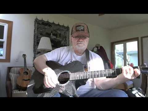 741 - Rocky Raccoon - The Beatles - acoustic cover by George Possley