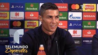Cristiano Ronaldo: la violación y la crisis del Madrid | UEFA Champions League | Telemundo Deportes