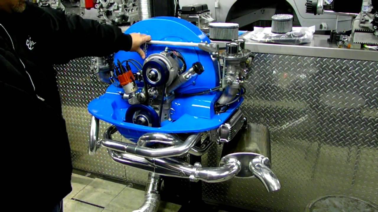 Ron Putzler S 1914cc Haus Turnkey Engine