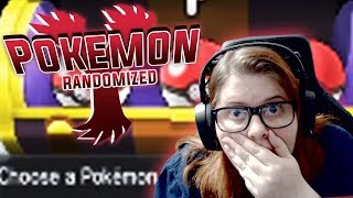 CHOOSE OUR STARTER! Pokémon Y Randomizer Nuzlocke!