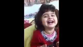 اصغر بنت سعوديه في الكيك