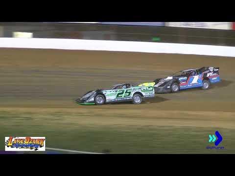 Lucas MLRA Late Models,$3000 Lake Ozark Speedway 7-7-18
