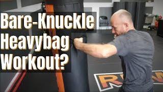 Bare Knuckle Training | Bone Density | Iron Fist is Garbage