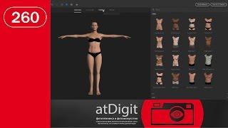 Adobe Fuse CC (Preview) + Mixamo: 3D моделирование для Photoshop