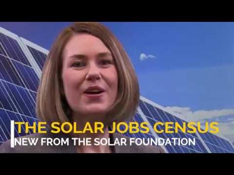 Solar Jobs Census 2016