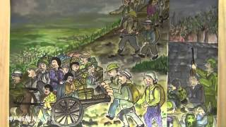 満州の悲劇、紙芝居に-開拓団の集団自決
