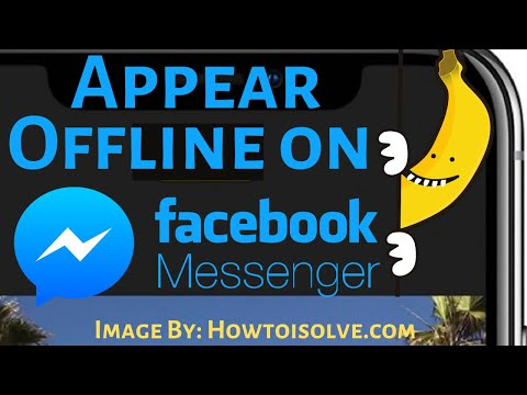 How To Appear Offline On Facebook Messenger In 2020 IPhone, IPad