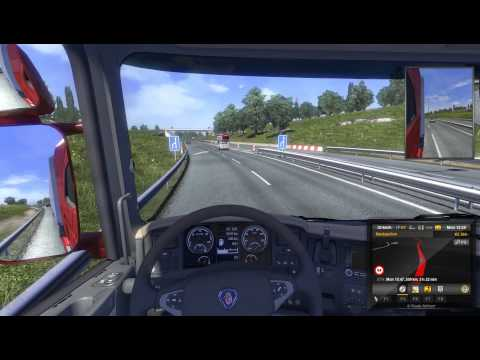 Euro Truck Simulator 2 - Calais to London Vid 2.