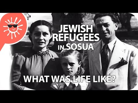 Jewish Refugees In Sosua: What Was Life Like? | History Video