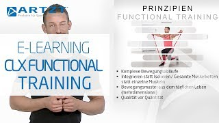 ARTZT E-Learning: CLX - Functional Training mit Personal Trainer Arne Derricks | ARTZT
