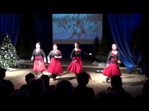 Танец КУКАРАЧА))))))))))))))))))))))))