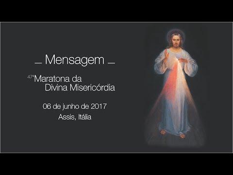 Mensagem de Cristo Jesus - 06/06/2017 (Assis, Itália)