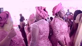 Wale Adebanjo Live in Manchester -  Tomi Weds Ati