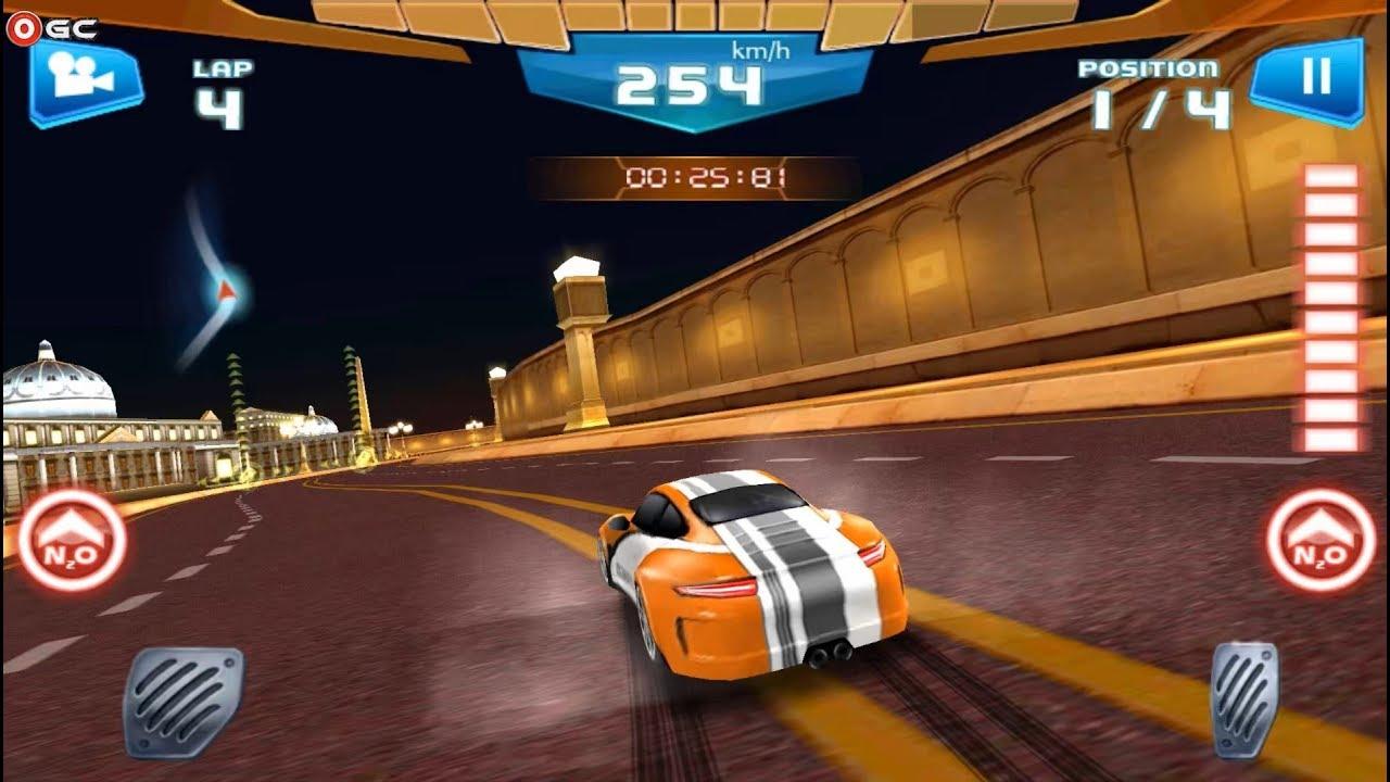 fast car game 3d