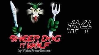 Вечерок с PS1 - Sheep, dog n wolf 4 Проклятущий уровень