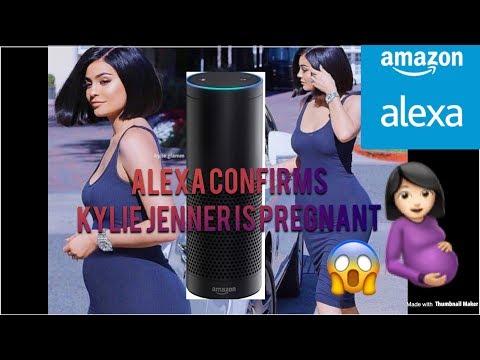AMAZON ALEXA CONFIRMS KYLIE JENNER IS PREGNANT | HEAVEN DAVIS Mp3