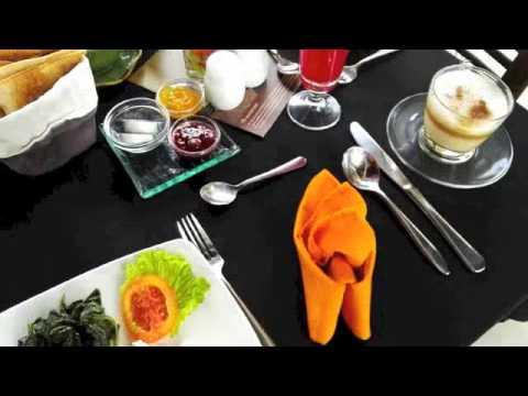The Breakfast at The Samara Villas