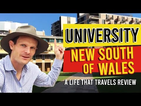 University Of New South Wales REVIEW [An Unbiased Review From A Life That Travels]