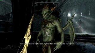 Lord Harkon fight as a Werewolf