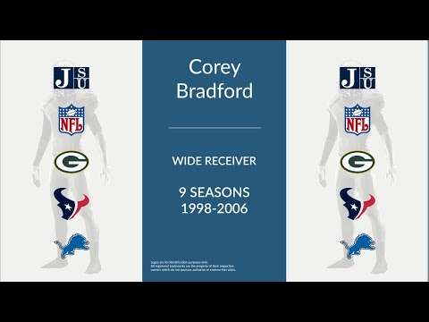 Corey Bradford: Football Wide Receiver