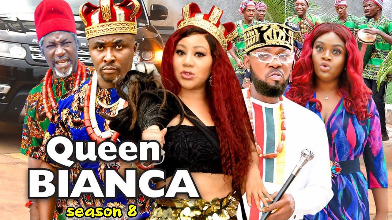 Download QUEEN BIANCA SEASON 8 -(Trending New Movie Full HD)Chineye Uba  2021 Latest Nigerian Movie