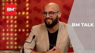 Karim Amghar: docent, auteur en NTR-presentator (BM Talk)