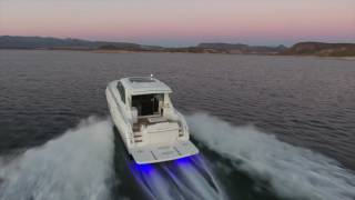 Cruisers Yacht 48 Cantius Drone