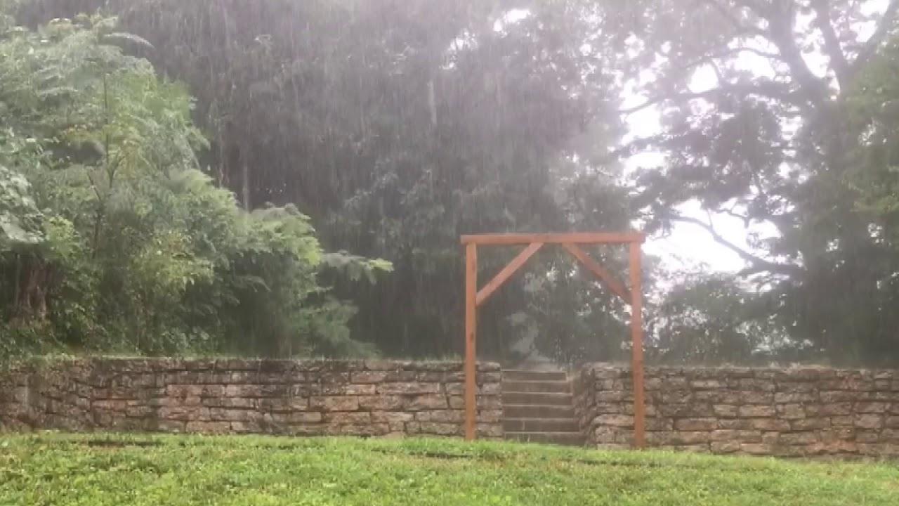 Storms bring hail to south Atlanta