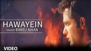 Hawayein Title Song (Sad) | Babbu Maan | Sadha Sargam