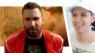 "Reagindo ao clipe ""what lovers do"" - maroon 5 ft. sza 