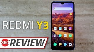 Redmi Y3 Review | Camera, Performance, Battery, and More Tested