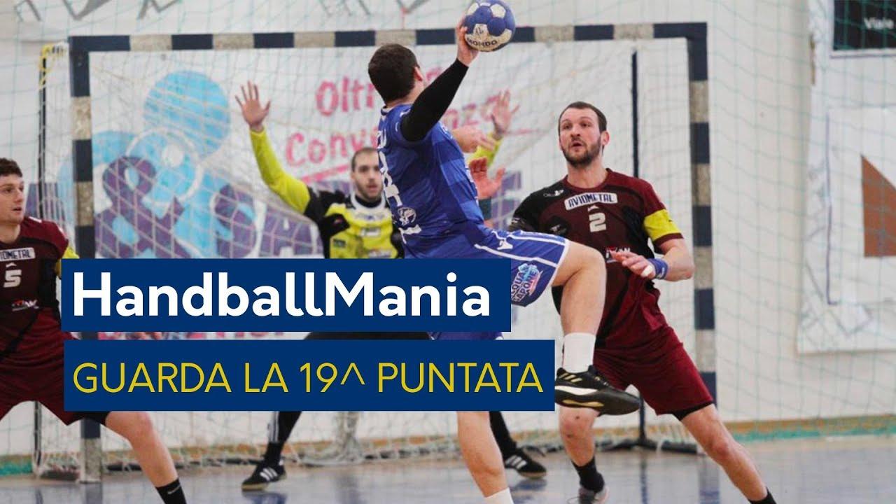 HandballMania - 19^ puntata [14 febbraio]