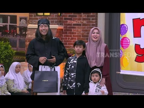 SO SWEET, Denny Cagur Dapat SURPRISE Dari Istri dan Anaknya      OPERA VAN JAVA (03/09/18) 1-5