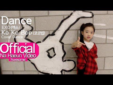 Na Haeun (나하은) - EXO (엑소) - Ko Ko Bop (코코밥) DANCE COVER
